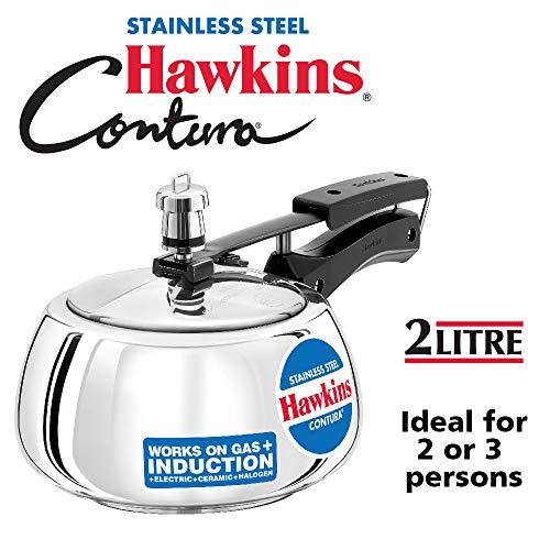 pressure cooker hawkins 2 liter - 4
