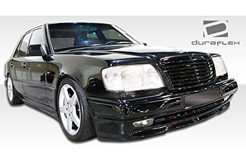 1986-1995 Mercedes Benz CE Class 2DR W124 Duraflex C36 Look Kit - Includes C36 Look Front Bumper (105064), C36 Look Rear Bumper (105065), and AMG Style Sideskirts (105062). - Duraflex Body Kits