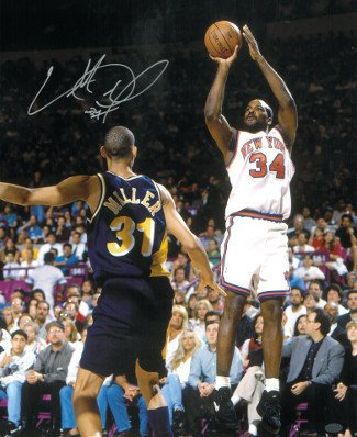 Charles Oakley Signed Autograph New York Knicks 16x20 Photo - Autographed - Of Oakleys Pictures