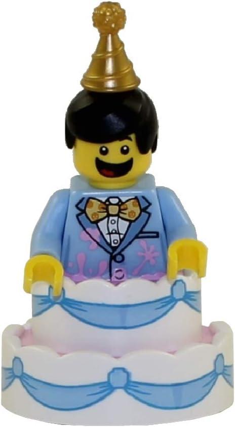 LEGO Minifigures Serie 18 - Chico con Disfraz de Pastel: Amazon.es ...