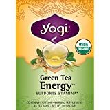 Yogi Tea, Green Energy, 16 Bags