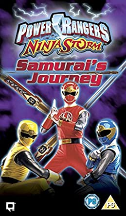 Power Rangers Ninja Storm 4 [Reino Unido] [VHS]: Amazon.es ...