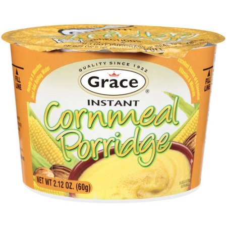 Grace Instant Corn Meal Porridge (Pack of 6) by Unknown
