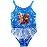 Disney Frozen Elsa Anna Olaf Girls Swimwear Swim Suits