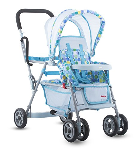 Double Baby Stroller Toy - 7