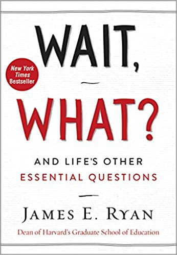 Image result for Wait, What? And Life's Other Essential Questions