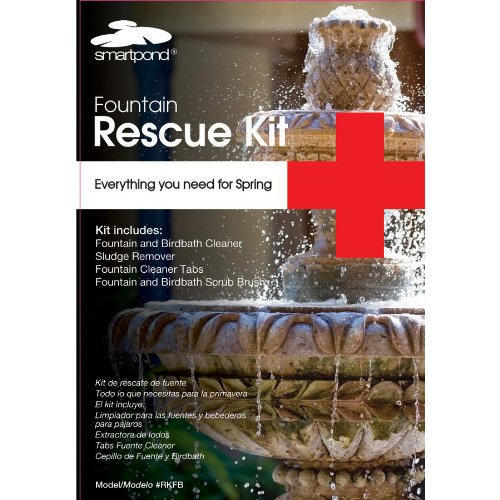 smartpond Fountain Rescue Kit Item# 396780 Model#