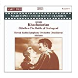 KHACHATURIAN: Othello / The Battle of Stalingrad by Adriano