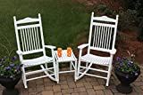 Set of 2 Rocking Chairs w Table 309148
