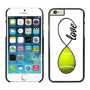 BINGO good review Tennis Love Infinity Love iPhone 6 Case Black