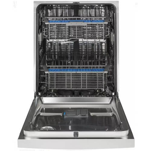 GE GDF570SSJSS 24'' Built In Full Console Dishwasher with 4 Wash Cycles, in Stainless Steel