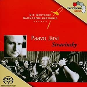 Stravinsky: L' Histoire du Soldat suite / Dumbarton Oaks Concerto / Concerto in D / Suite Nos. 1 & 2 for Small Orchestra, etc.