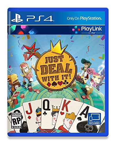 Just Deal With It – PlayStation 4