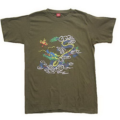 Collectible Tees (THY COLLECTIBLES Chinese Culture Crewneck T Shirt