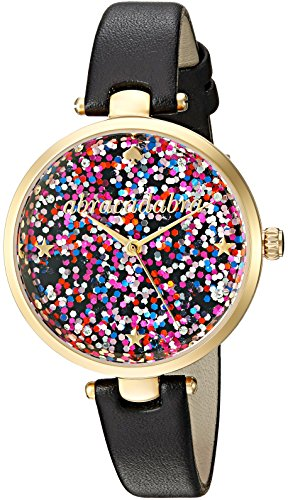 kate spade new york Women's Holland Black Watch KSW1212