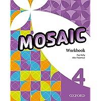 Mosaic 4. Workbook - 9780194666480