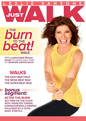Beat Dvd - Leslie Sansone: Burn To The Beat