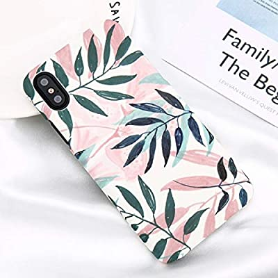 Amazon.com: YL Leaf Funda para iPhone 6 6s 6Plus 6s Plus 7 7 ...