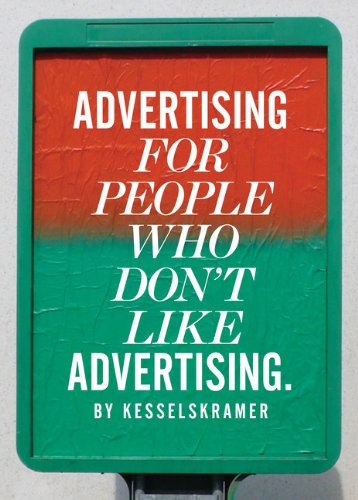 Download Advertising for People Who Don't Like Advertising pdf