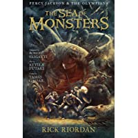 The Sea of Monsters: The Graphic Novel (Percy Jackson and the Olympians, Book 2) (Percy Jackson & the Olympians)