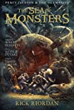 The Sea of Monsters, Rick Riordan and Robert Venditti, 1423145291