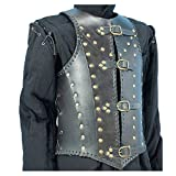 Armor Venue: Soldiers Leather Body Armour Black One Size