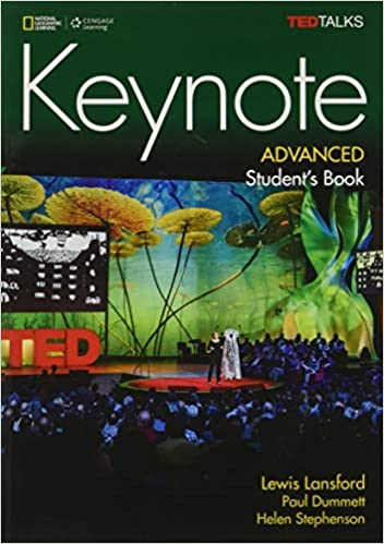 Keynote Advanced Student's Book with Audio and Video