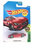 Hot Wheels 2017 HW Exotics '15 Mercedes AMG-GT 338/365, Red