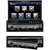 Soundstream VIR7830 7-Inch Flip-Up Touch Screen