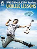 Jake Shimabukuro Teaches Ukulele Lessons: Book with Full-Length Online Video