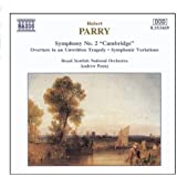 Parry - Orchestral Works