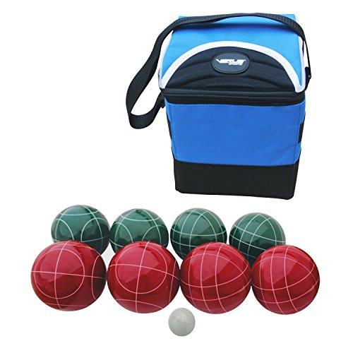 Verus Sports Bocce Set, 90mm - Set Ball 90