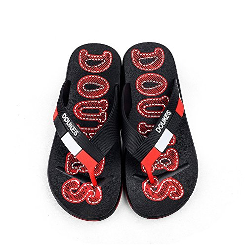 2018 Classic Summer Wenquan Confortables Shoes Thong Beach Noir Tongs Slipper sheos Mens Monogram Pantoufles q88Zw6HIC