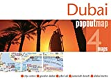 Dubai PopOut Map (PopOut Maps)