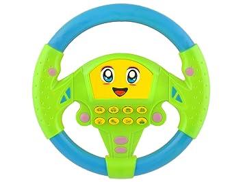 De Pour Volant Simulateur Enfant Avec Conduite Jouet Ventouses m8nwN0v