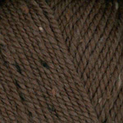 Plymouth (5-Pack) Encore Worsted Tweed Yarn Mushroom T138-5P ()