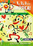 img - for 1,2,3... M sica!: iniciaci n musical book / textbook / text book