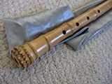 1.8 Shakuhachi with Root End Pentatonic Zen instrument