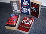 Tom Clancy's Ryan/clark Set: Hunt for Red October, Patriot Games, Cardinal of the Kremlin, Without Remorse, Red Rabbit