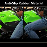 Motorcycle Ninja 400 Gas Tank Pad Rubber Cover with