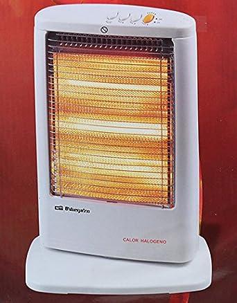 1200 W Estufa infrarrojos Estufa Calefacción Estufa Foco halógeno 0303: Amazon.es: Electrónica