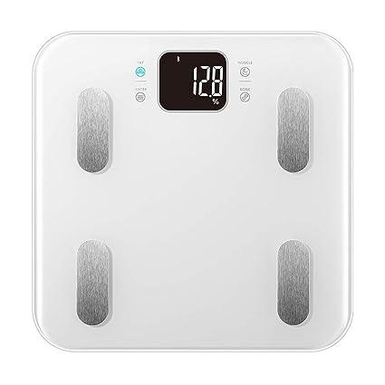 LF Stores Inicio APLICACIÓN Bluetooth Control Smart Digital Baño Peso Escala electrónica Escala de Peso precisa