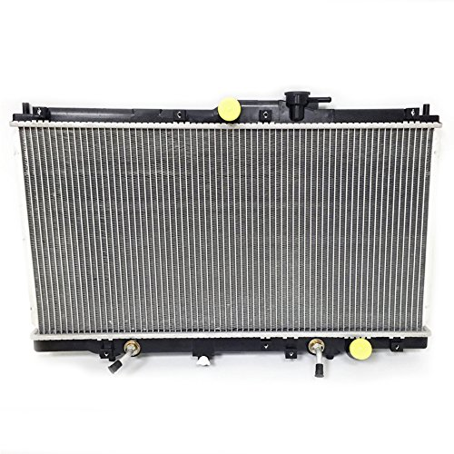 JSD B047A A/T AT Radiator for 1994-2001 Honda Accord Prelude Acura CL 2.2 2.3L L4 4Cyl Ref# CU1494 - Honda Accord Prelude Engine