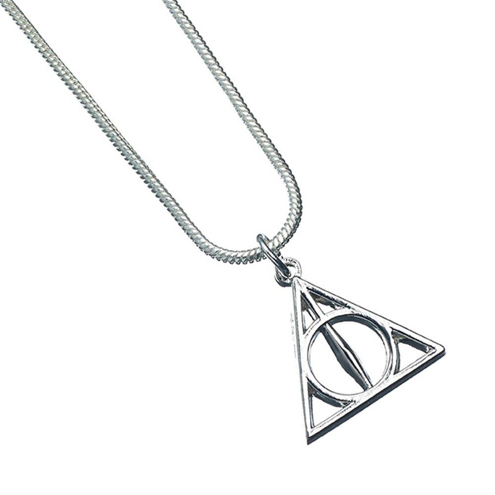 Oficial de Harry Potter Deathly Hallows - Joyas Collar The Carat Shop WN0054