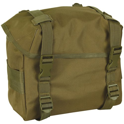 Tactical Butt Pack - Fox Outdoor Products Modular Butt Pack, Coyote