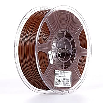 Esun 1,75 mm PLA Pro (Pla +) impresora 3d filamento 1 kg bobina (1 ...
