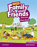 Family and Friends: Family & Friends Starter: Class Book Pack 2ª Edición (Family & Friends Second Edition) - 9780194808286