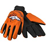Forever Collectibles 2014 NFL Raised Logo Gloves