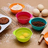 Small Cooking Prep Bowls, 5 Oz - Set Of 16
