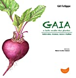 capa de Gaia: o lado oculto das plantas - Tubérculos, rizomas, raízes e bulbos